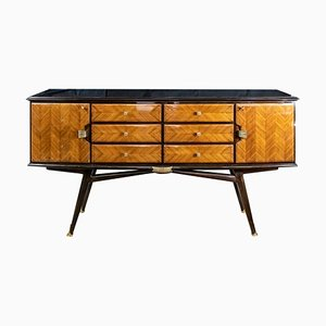 Italian Vintage Sideboard in the Style of Paolo Buffa