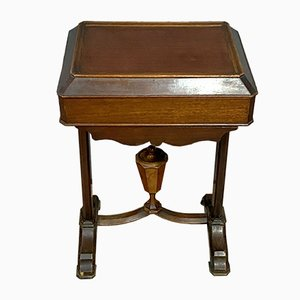 Empire Mahogany Console Table, 1810s