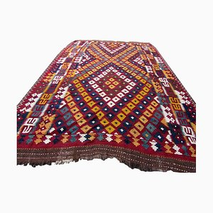 Vintage Afghan Kilim Carpet, 1970s