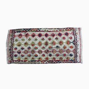 Vintage Turkish Kilim Cicim Flatweave Carpet, 1970s