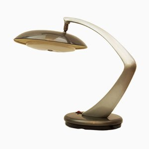 Midcentury Spanish Desk Lamp from Fase Madrid