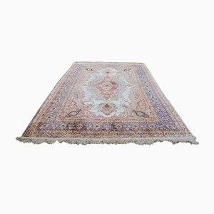 Large Silk Carpet from Provinz Kayseri, 1950s