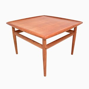 Mid-Century Coffee Table by Grete Jalk for Glostrup, 1960s