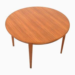 Danish Teak Model No.55 Dining Table by Omann Jun, 1960s