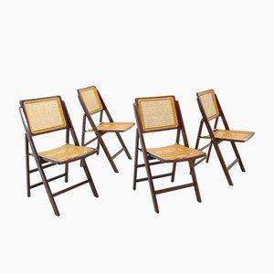 Chaises Pliantes, 1980s, Set de 4