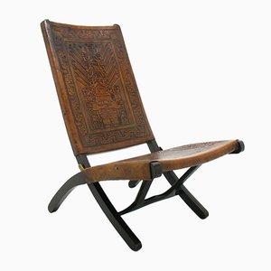 Sillas plegables vintage de Angel Pazmino para Furniture Style