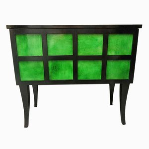 French Emerald Green Sideboard, 1940