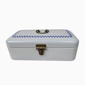 Antique Enameled Lunch Box from Bing-Werke