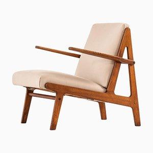 Easy Chair di Børge Mogensen per Tage Kristensen & Co, Danimarca