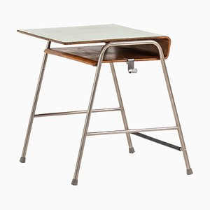 Bureau d'École Munksgaard par Arne Jacobsen pour Fritz Hansen, Danemark