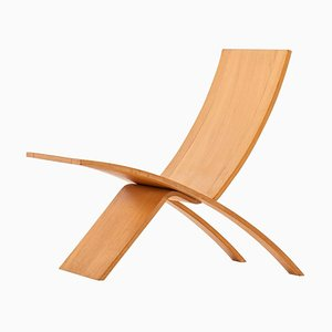 Model Laminex Easy Chair by Jens Nielson for Westnofa, Norway