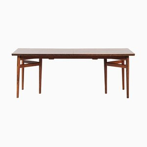 Model 201 Dining Table by Arne Vodder for Sibast Furniture Factory, Denmark