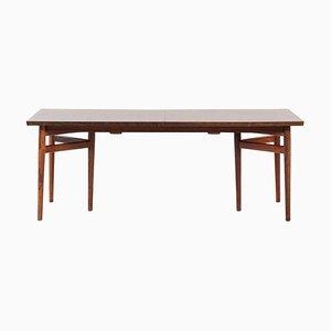 Table de Salle à Manger Modèle 201 par Arne Vodder pour Sibast Furniture Factory, Danemark
