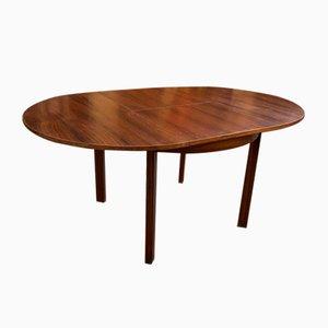 Modularer Palisander Tisch, 1960er