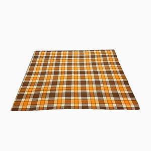 Vintage Wool Picnic Blanket