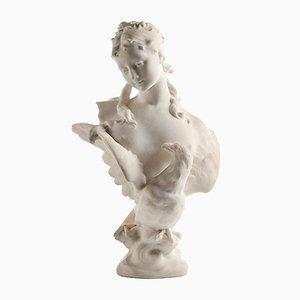 Busto in marmo di Richard Felix