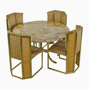 Vintage Italian Dining Set by Romeo Rega