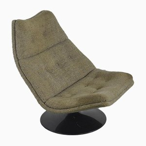 Geoffrey Harcourt Lounge Chair from F500 Series for Artifort