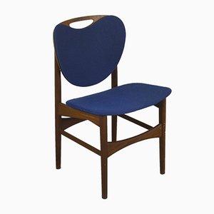 Chaise Moderne en Teck, Danemark, 1960s