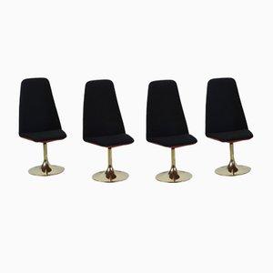 Viggen Chairs by Borje Johanson for Johanson Design, 1970s, Set of 6