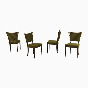 Stühle von Slagelse Mobelvaerk, 1950er, Dänemark, 6er Set