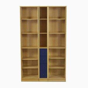3-teilige Mistral-Bücherregale von Hammel Furniture