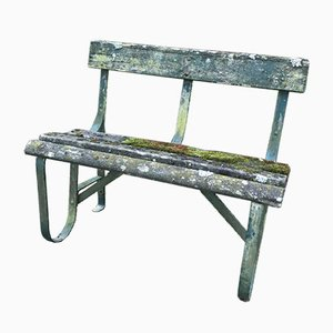 Small French Garden Bench