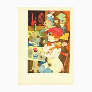 George Grosz, Beauty, I Shall Praise, 1923