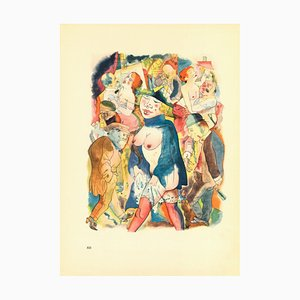 George Grosz, Waltz Dream, 1923