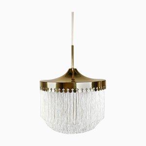 Lampada da soffitto Mid-Century modello T601 di Hans-Agne Jakobsson, Svezia