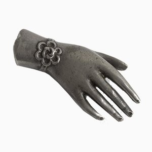 Pewter Hand Keepsake by Estrid Ericson