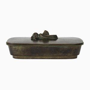 Bronzeglas von GAB