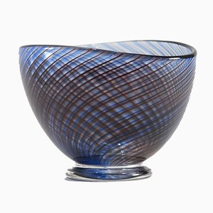 Glass Bowl by Vicke Lindstrand for Kosta