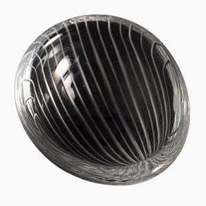 Glass Kantarell Bowl by Tapio Wirkkala