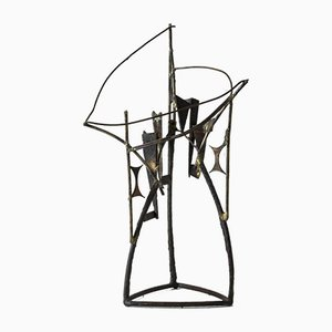 Sculpture de Fred Leyman