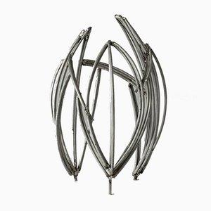 Sculpture en trois phases par Fred Leyman