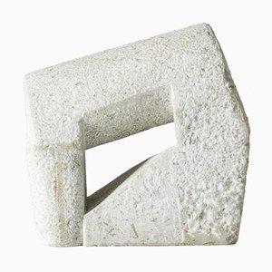 Sculpture en marbre par Fred Leyman