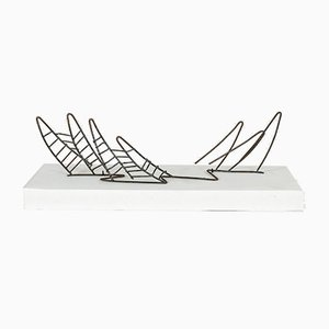 Sculpture en Fer par Fred Leyman