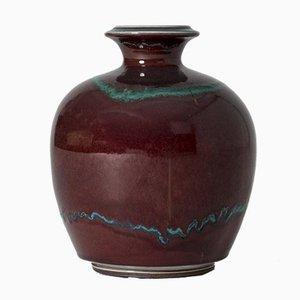 Vase en Grès par Berndt Friberg