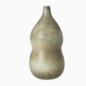 Unique Stoneware Vase by Carl-Harry Stålhane