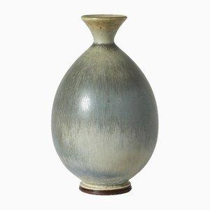 Steingut Vase von Berndt Friberg