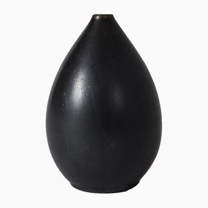 Petit Vase en Grès par Carl-Harry Stålhane