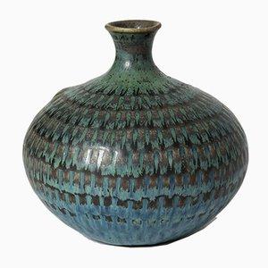 Stoneware Vase by Stig Lindberg