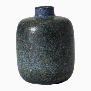 Steingut Vase von Carl-Harry Stålhane