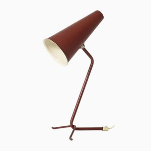 Lacquered Metal Table Lamp from Asea