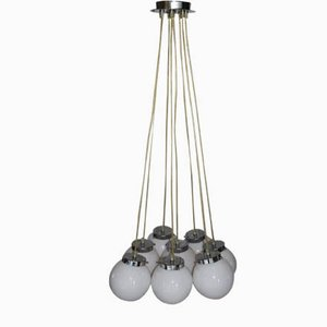 Bauhaus Style Ceiling Lamp, 1980s