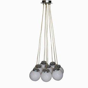 Deckenlampe im Bauhaus Stil, 1980er
