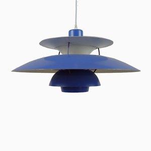 Lampe à Suspension PH5 Vintage par Poul Henningsen pour Louis Poulsen, Danemark