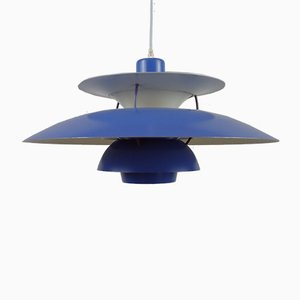 Vintage Danish PH5 Pendant Lamp by Poul Henningsen for Louis Poulsen