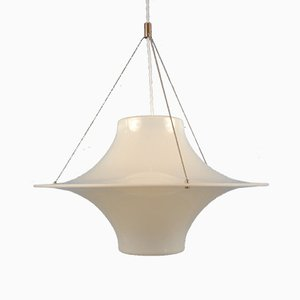 Mid-Century Finnish Lokki or Skyflyer Pendant Lamp by Yki Nummi for Orno